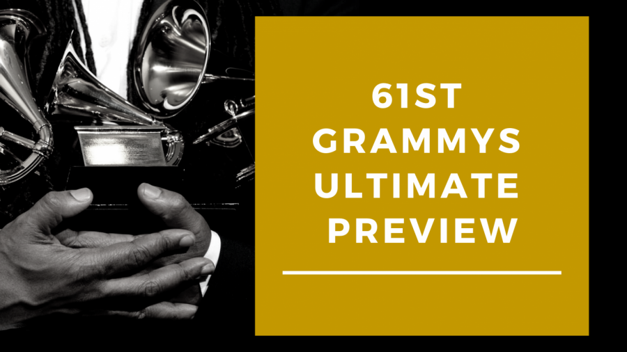 The Complete Guide to the 61st GRAMMY Awards