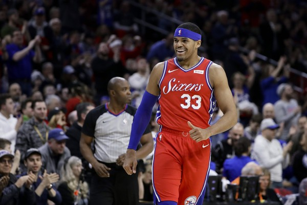 075f93119de Philadelphia 76ers -The 76ers are also winners of this trade. Acquiring Tobias  Harris makes the 76ers more serious contenders in the second half of the ...