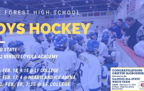 Hockey rolls into State