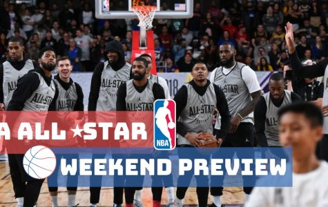 NBA All-Star Weekend Preview