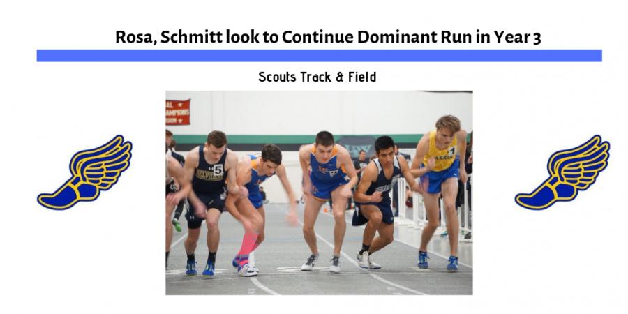 Rosa, Schmitt look to Continue Dominant Run in Year 3