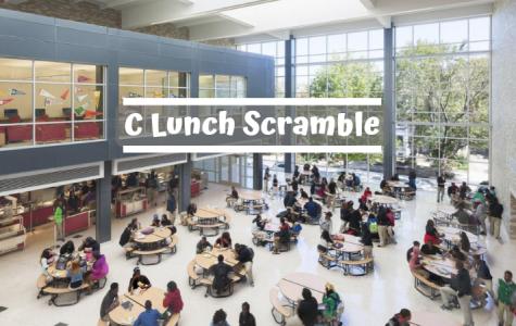 C Lunch Scramble
