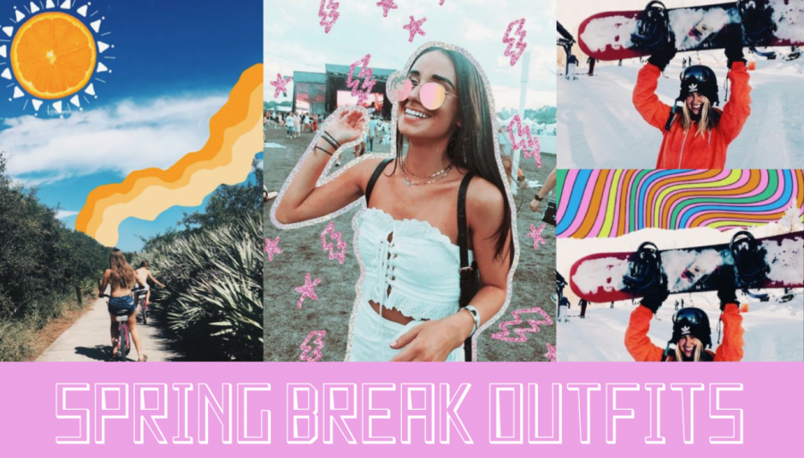 Where to shop for this upcoming spring break