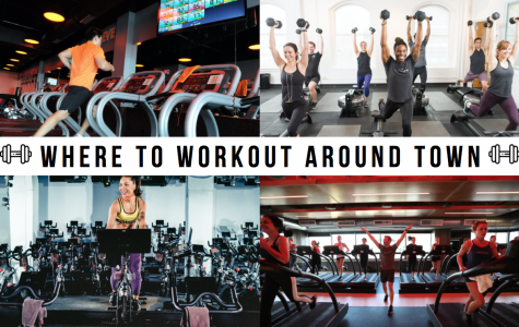 Where to workout around Lake Forest/Lake Bluff