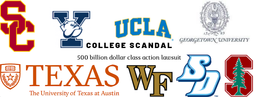 College Admissions Scandal Lawsuit