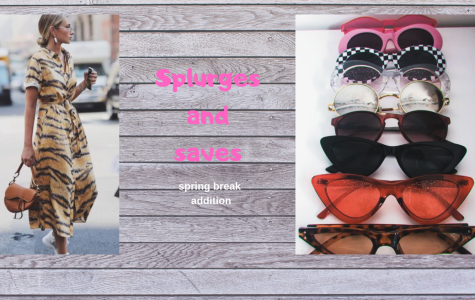 Spring Splurges and Saves