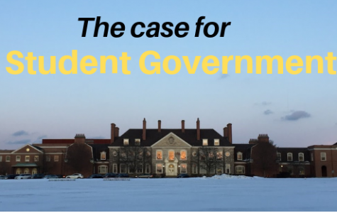 Don't Tread on Me: In Favor of Student Government