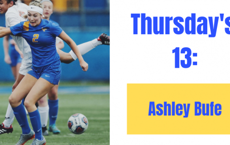Thursday's 13: Ashley Bufe