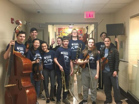 Student Led Bands: Carpool
