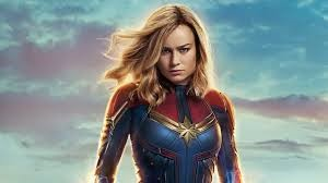 Captain Marvel not all that marvelous