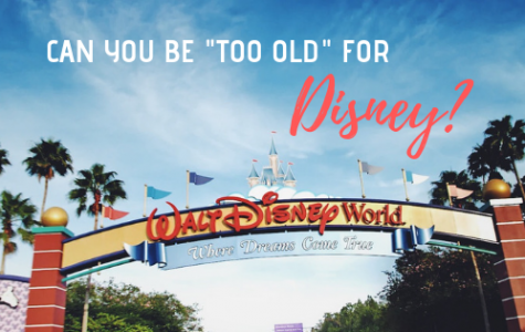Can you be too old for Disney?