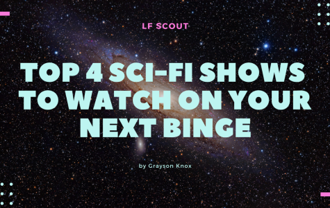 Top 4 sci-fi shows to watch on your next binge