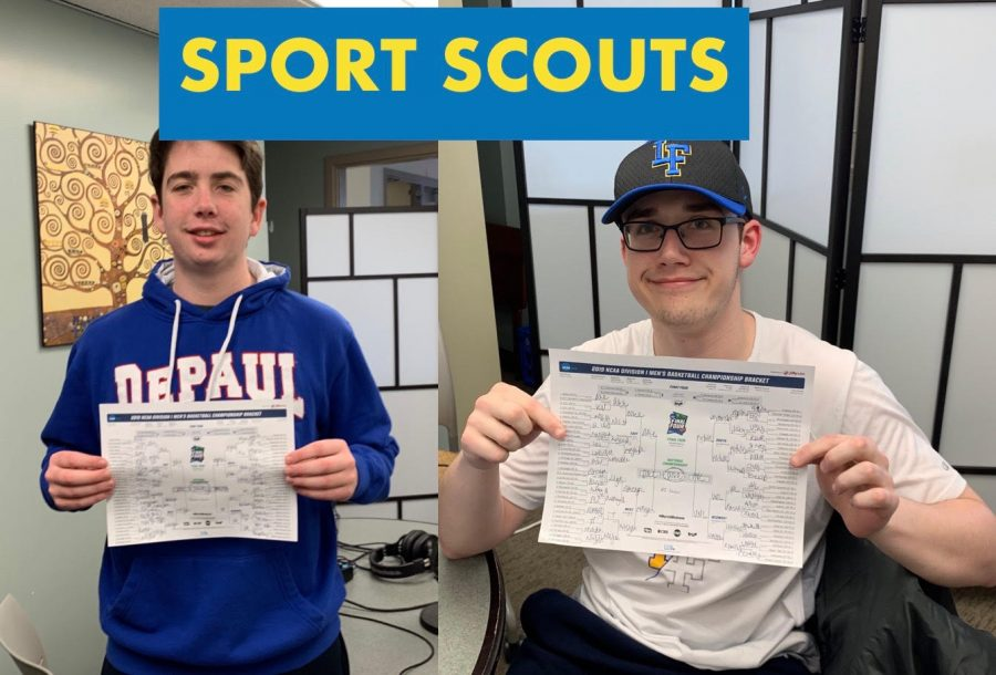 Sport Scouts' March Madness Week Special! (Day One)