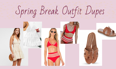 Spring Break Outfit Dupes