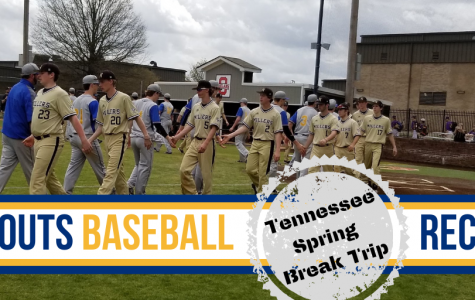 Boys Baseball Spring Break Recap