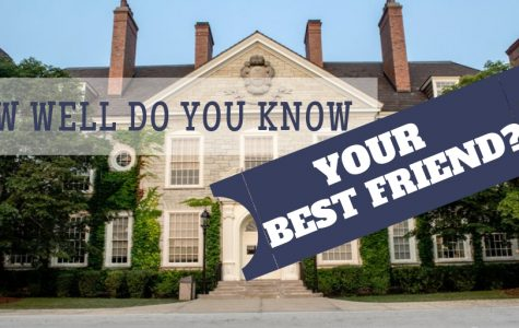 LFHS Best Friends: How well do you know your best friend?