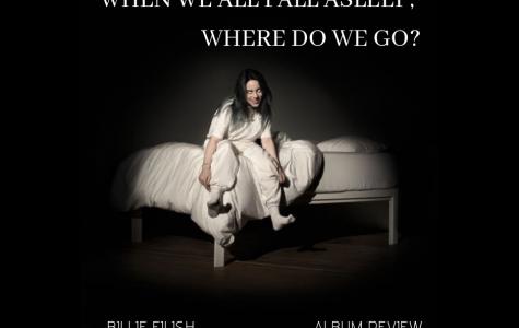 Eilish's new, darker album stays true to her eccentric character