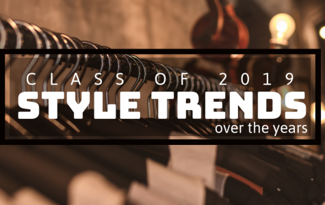 A Look at the Class of 2019's Style Trends Over the Years