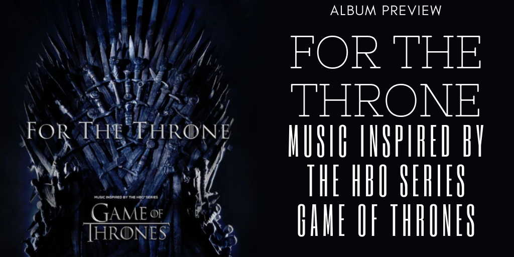Before the hottest show of the seasons' most sought-out episode premieres on HBO, a collection of thrones-inspired music will make a big premiere of its own.