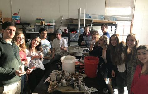 Enviro Club Gears Up for Spring