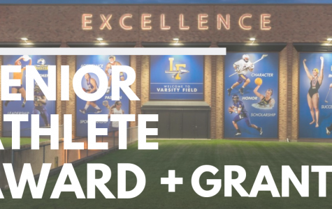 Applications available for Outstanding Senior Athlete Award and Summer Camp Grants