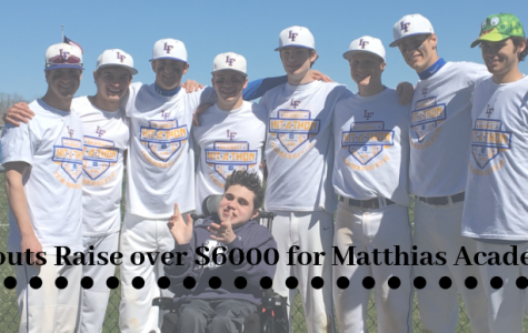 Scouts Raise over $6000 for Matthias Academy