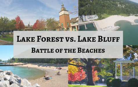 Lake Forest vs. Lake Bluff: Battle of the Beaches