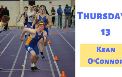 Thursday's 13: Kean O'Connor