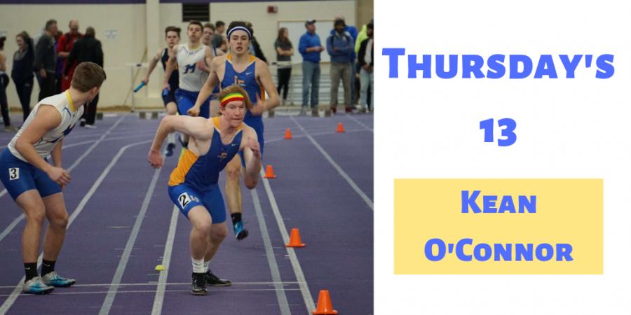 Thursdays 13: Kean OConnor