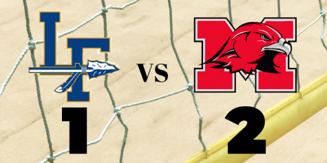 Boys Volleyball drop first match of the year against Maine South