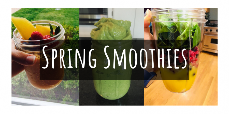 Spring+Smoothies