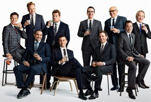 A Definitive ranking of all the Late Night Talk Show Hosts