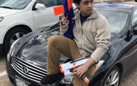 Foam In The Streets: Paranoia Leads to Declaration of War Among Senior Class