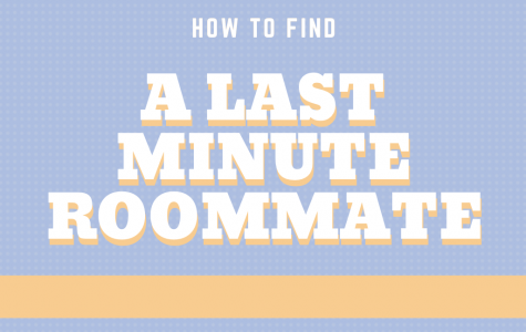 How To Find A  Last Minute Roommate