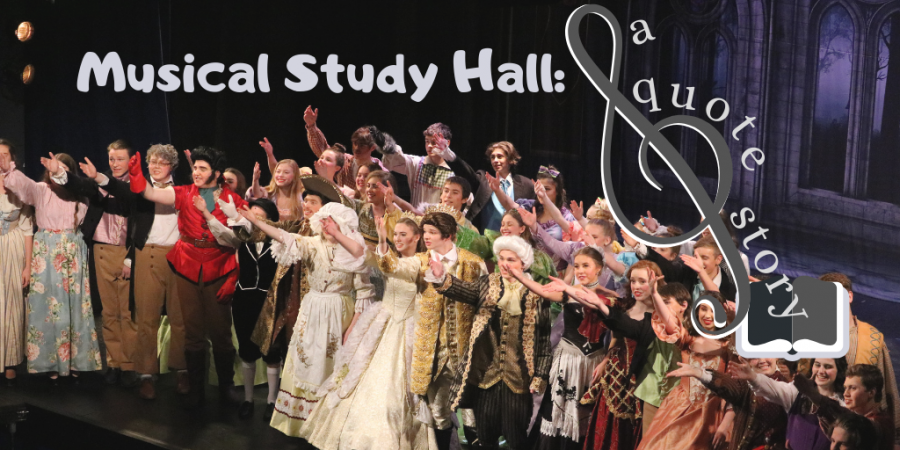 Musical Study Hall: A Quote Story