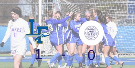 Girls Varsity Soccer Opens Their Season With a Shutout Win