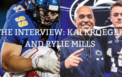 Scout Sports Talk: An interview with Kai Kroeger & Rylie Mills