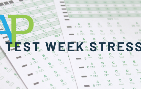 AP Test Week Stress