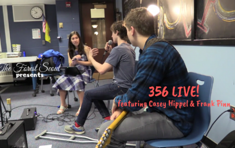 356 Live! with Casey Hippel & Frank Pinn