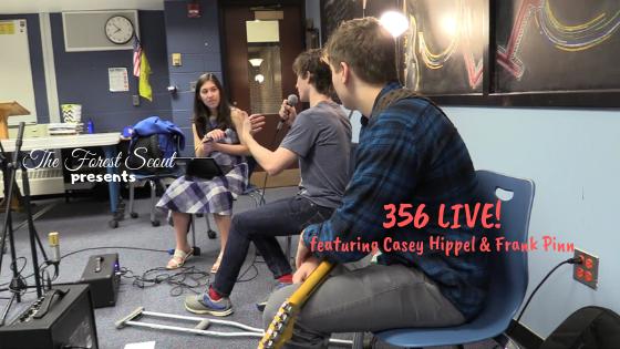356 Live! with Casey Hippel & Frank Pinn