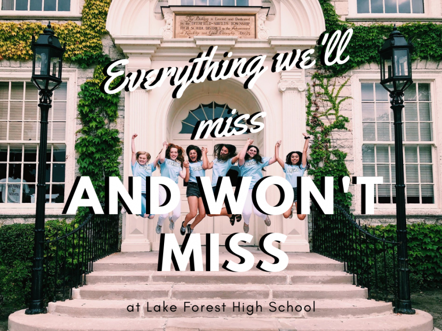 Everything We'll Miss (and Won't Miss) at LFHS
