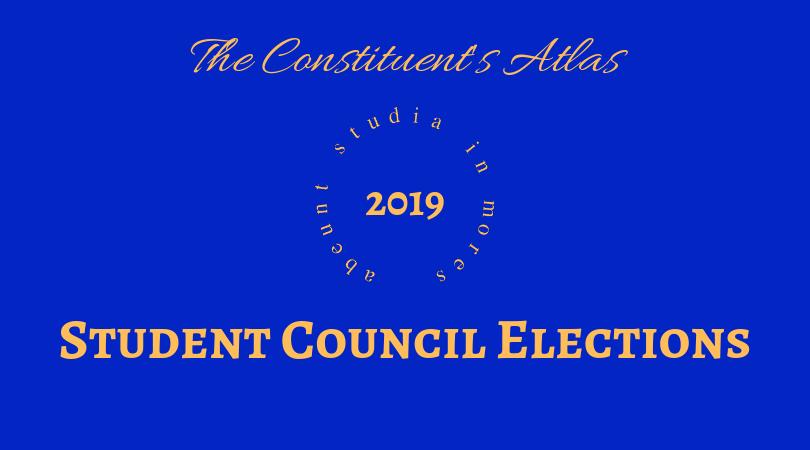 Student Council Elections - A Constituent's Atlas