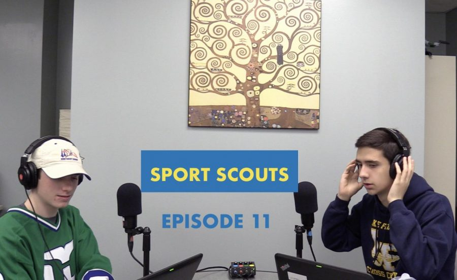 The Sport Scouts crew gets back to basics. Goodsir dons his Hartford Whalers jersey as a nod to the team they became (Carolina Hurricanes) and their quest for the cup, as well as a Kentucky Derby hat in the wake of this year's controversial result.