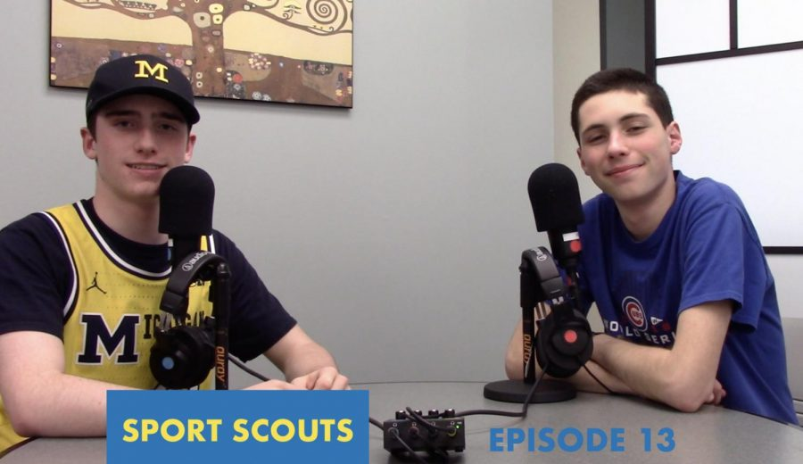 Joey is joined by Mark Smirnov for Stanley Cup Final coverage. For this weeks fashion, Goodsir reps the Maize and Blue in reaction to the big Juwan Howard hire, and Smirnovs shirt reminds us of just how exciting the Cubs are right now.