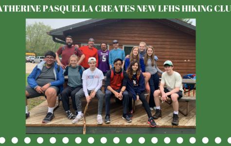 New Hiking Club at LFHS