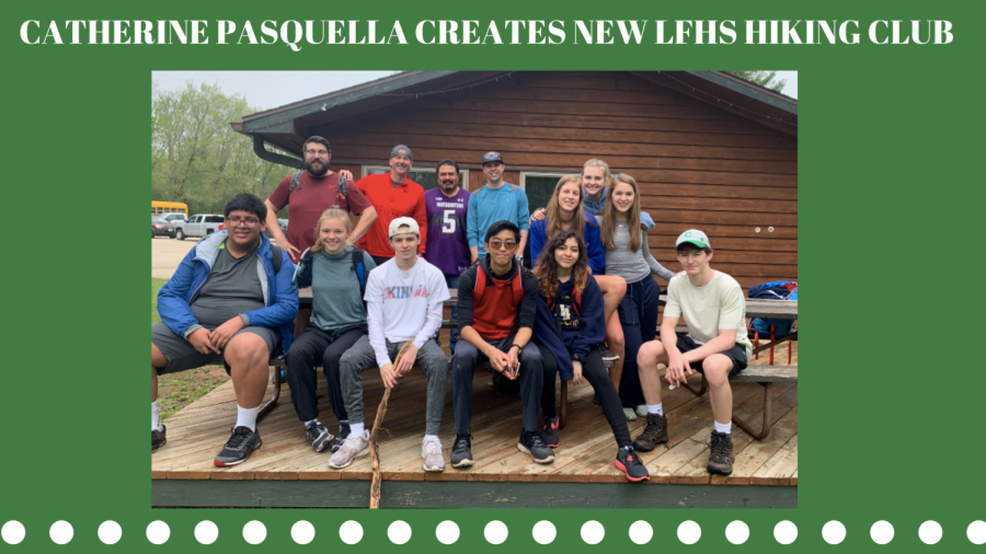 New+Hiking+Club+at+LFHS