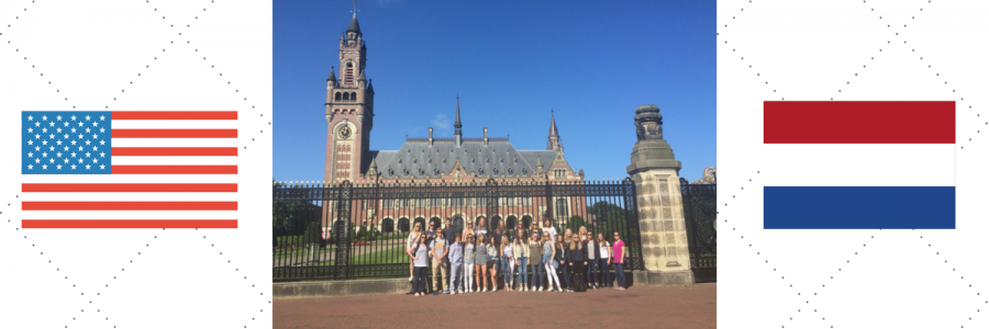 Overview of the 2019 Dutch - American Exchange Program