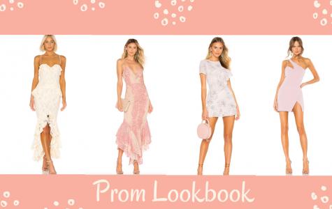 Gowns & Mini Prom Looks