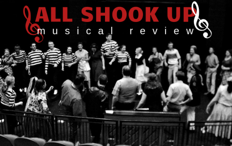 """""""All Shook Up"""" Musical Review"""