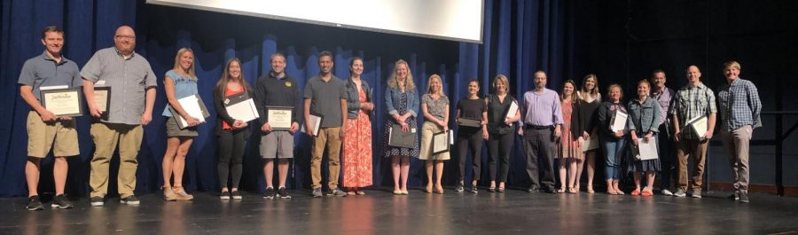 19 nominated for educator award
